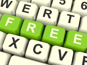 costs of a free marketing promotion