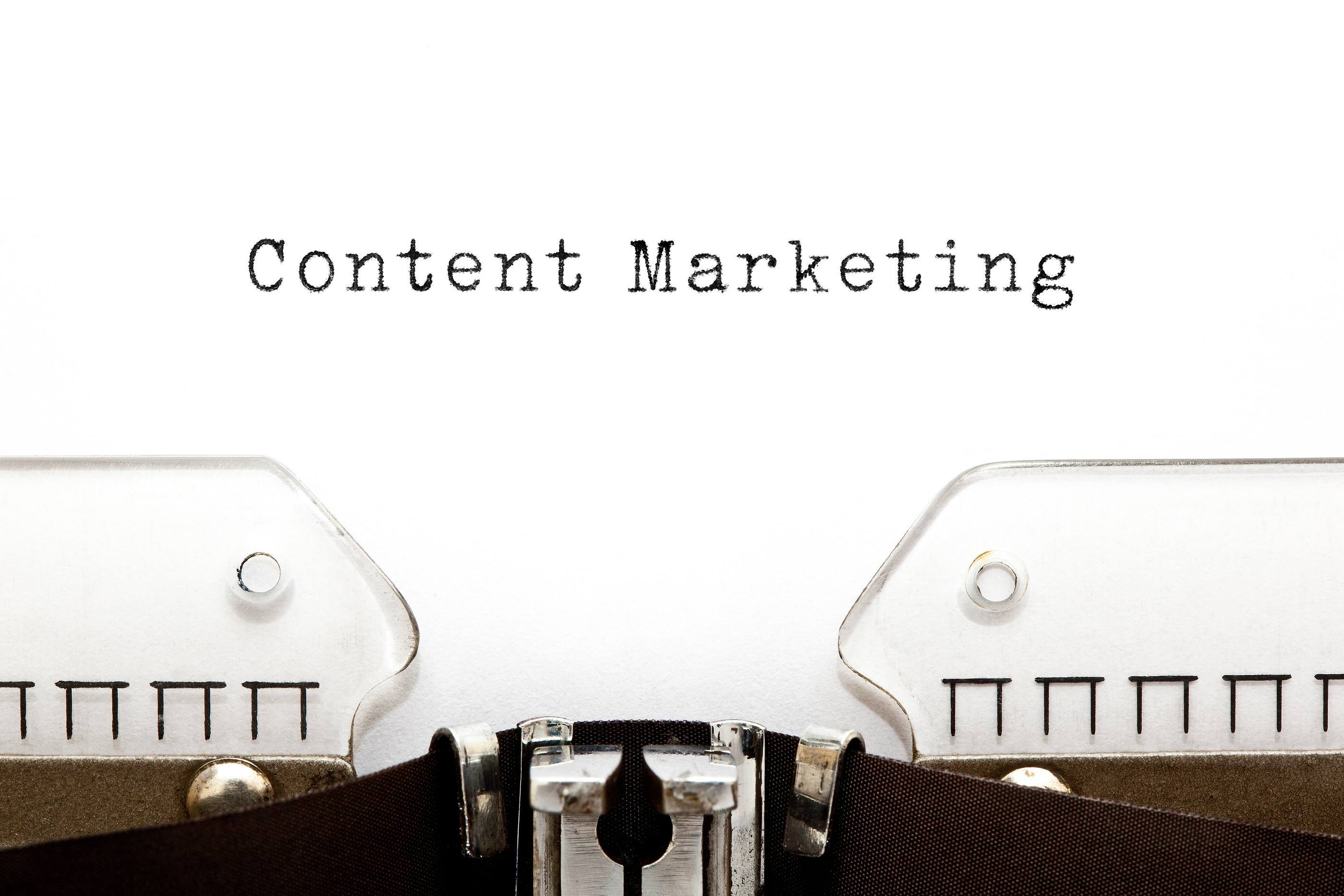 Content Marketing | UnderGround Marketing Society